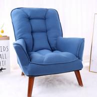 出口品质、靠背可折叠易收纳:简氧 DMG001 2019款 单人沙发椅
