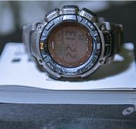 CASIO 卡西欧 ProTrek Pathfinder PAG240T-7 男士太阳能运动腕表