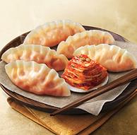 小编长期回购款,bibigo 必品阁 韩式泡菜王饺子 490g