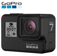 4K 60fps+10米防水+防抖:GoPro HERO7 Black 旗舰级运动相机