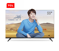 今日結束:TCL 55英寸 4K液晶電視  55L2