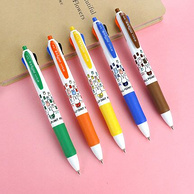 M&G 晨光 4色 圆珠笔3支装