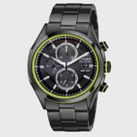 历史低价: CITIZEN 西铁城 CA0435-51E 男款光动能腕表