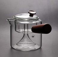 耐高温:榕力 侧把过滤煮茶器