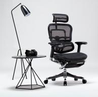 18日0点、日本乐天销量冠军: Ergonor 保友办公家具 金豪 E 人体工学电脑椅