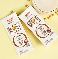 无防腐剂:九阳豆浆 磨豆匠低糖豆奶 250mlx18盒