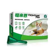 法国进口 Frontline 福来恩 3支装 猫咪体外驱虫滴剂 券后94元包邮