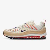 24日9点、新品: Nike 耐克 Air Max 98 男子运动鞋