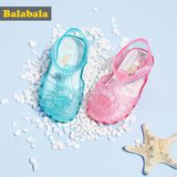 巴拉巴拉 19年新款 女童 水晶凉鞋
