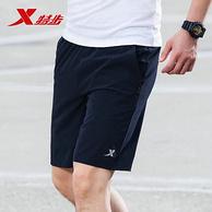 特步官方旗舰店,男士 运动短裤