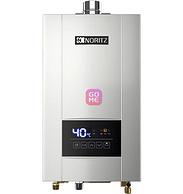 NORITZ 能率 JSQ25-E4/GQ-13E4AFEX 燃气热水器 13升 +凑单品