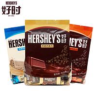 值哭、3种口味:1斤装 好时 排块巧克力