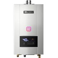 小编款 日本cpu+恒温+防冻+低压启动:能率 16L 燃气热水器 GQ-16F3FEX