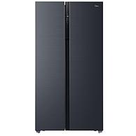 1级能效、超高颜值! Midea美的 BCD-639WKPZM(E) 639升 对开门冰箱