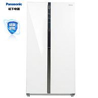 Panasonic 松下 NR-EW58G1-XW 对开门冰箱 570L