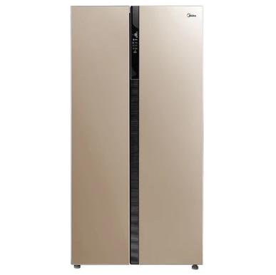 歷史低價、保價雙11: Midea 美的 BCD-638WKPZM(E) 638升 對開門冰箱