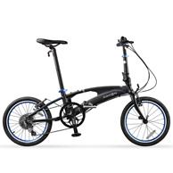 1日0点:DAHON 大行 18寸 8速 铝合金 折叠自行车SRA882
