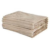 美亚销量第一 A类出口级天鹅绒:绿萌 空调毯