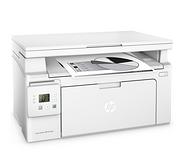 1日0点 打印+复印+扫描 鼓粉分离: HP 惠普 黑白激光一体机 M132a