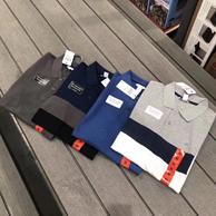 結束!第117期團購、100%純棉!Calvin Klein 卡爾文 克萊恩 2019年款 全棉男士polo衫