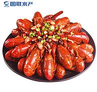 上市企业,GUOLIAN 国联 麻辣味小龙虾 750g(净虾 500g)x2件
