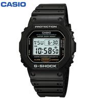 《头文字D》周杰伦同款、2件!CASIO 卡西欧 G-SHOCK DW5600E-1V 经典电子手表