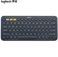 高颜值高品质键盘:Logitech 罗技 蓝牙键盘 K380