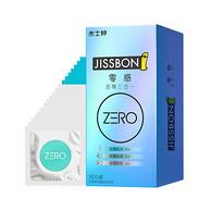 薄至003,2件x16只 杰士邦 Zero 零感至尊三合一 避孕套
