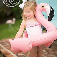 网红款:致暖 火烈鸟儿童游泳圈