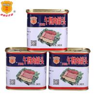梅林 午餐肉罐頭 340gx3罐x5件