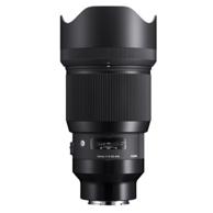 Sigma 适马 ART 85mm F1.4 DG HSM 索尼E卡口 定焦镜头