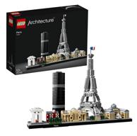 16日0点: LEGO 乐高 Architecture 建筑系列 21044 巴黎