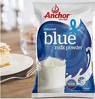 新西蘭進口,安佳 全脂奶粉 1KGx4件