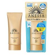2018版本、90gx2件:ANESSA 安热沙 金管防晒霜