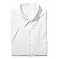 2件 凡客诚品 男士 短袖 纯棉衬衫