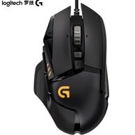 值哭,Logitech 罗技 G502 RGB 游戏鼠标