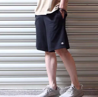 Prime会员:Champion冠军 男士棉质运动短裤