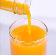 生榨高浓度沙棘汁!295mlx8瓶 百斯维秀 吕梁 沙棘汁饮料