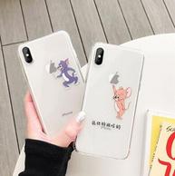 19款可选、白菜价:Pony iPhone6-XS MAX透明手机壳