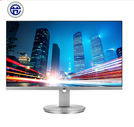 IPS屏+微边框:AOC 23.8英寸 显示器 I2490VXH/BS