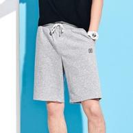 专柜同款:Semir 森马 19-037251204 男士短裤