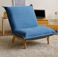坐、靠、躺三合一:榕力 日式折叠懒人沙发
