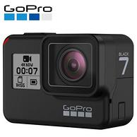4K 60fps+10米防水+防抖:GoPro HERO7 Black 旗艦級運動相機