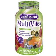 Vitafusion 小熊综合维生素软糖 成人版 150粒