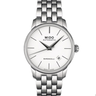 Mido 美度 贝伦赛丽系列 男士 机械腕表M8600.4.76.1