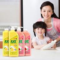香港 AXE 斧头牌 洗洁精 1.18kgx4瓶