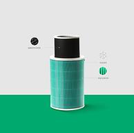 2件!MIJIA 米家 空气净化器滤芯 除甲醛增强版
