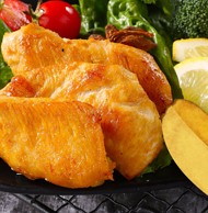 健身减脂、1顿不过4元!100gx10包  馋帽 即食鸡胸肉