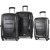 Samsonite 新秀丽 Luggage Winfield 2  旅行拉杆箱 3件套(20寸+24寸+28寸)
