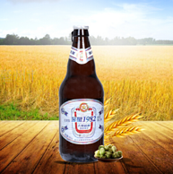 金星啤酒 1982原浆 500mlx6瓶x2件